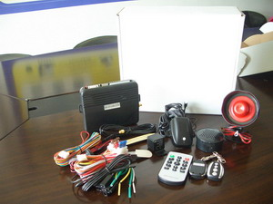 gsm car alarm system ats 901