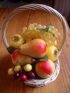 Handmade Fruit Soaps, Decorative