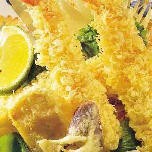 bread crumb tempura supplier