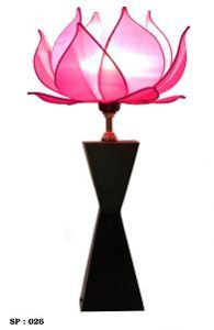 lotus standing lantern