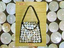 shell handbag