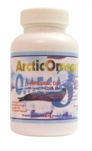 deodorized pharmaceutcal omega 3 harp seal oil