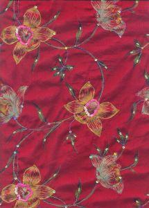 silk fabrics dupion linen