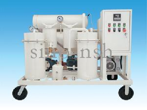 sino nsh tf turbine oil purifier treatment recycling filtration restoration