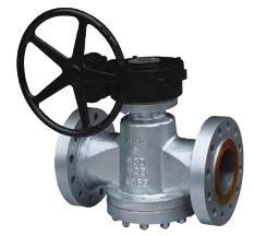 lubricated plug valves