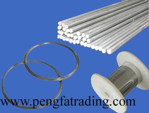 titanium rods wires ti6al4v