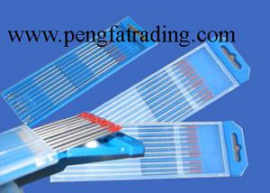 tungsten electrodes tig welding