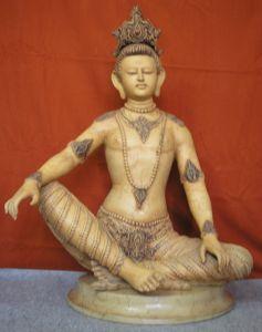 god idols statues
