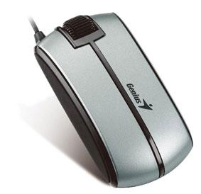 mini flat notebook mouse