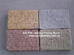 antique paving stone