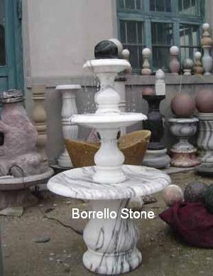 Sell Stone Fountain And Sphere Fountains