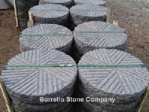 stone mill base paving