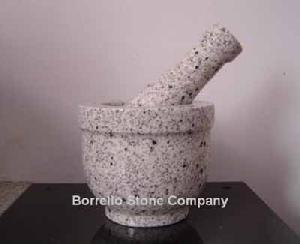 stone mortar pestle