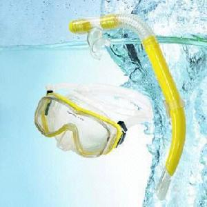 diving mask snorkel swimming goggle caps pool 4302
