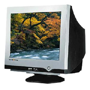 17 pure flat crt monitors 777fd