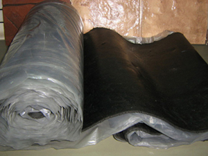 Sell Rubber (made To Order) - Spare For Machine / Automobile-wheel Casters-reclaimed Rubber