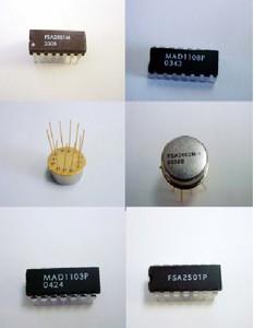 semiconductors integrated circuits transistor power module grade blank cd r