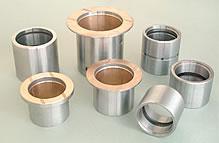 truck bimetal bearing bush carrier roller