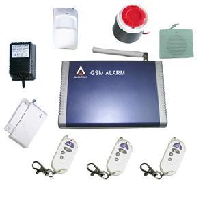 home security gsm wireless burglar alarms