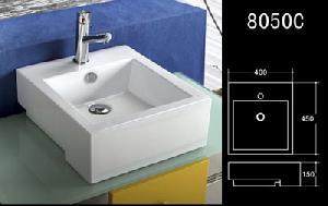 wash basin washing counter bowl