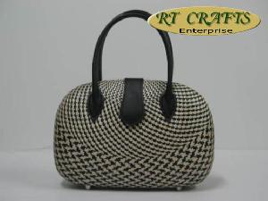 handbags buntal fibers