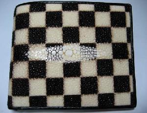 stingray leather wallets crocodile alligator ostrich cowhide snake skin purses belts