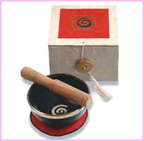 singing bowl gong bell tingsha prayer flags wheel mask incense jewellry woollen blanekt hat