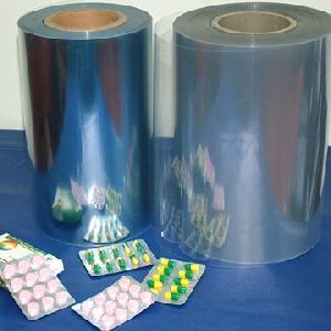 pvc film blister packing folding