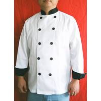 chef coat shirt pant