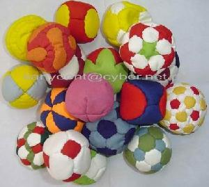 footbag hacky sack juggling bags pet toys