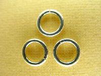 jump rings sterling silver