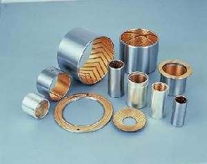bimetal bushing engine bearing