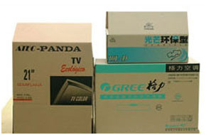 packing box shipping transportation packaging