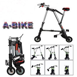 folding bike bicycle