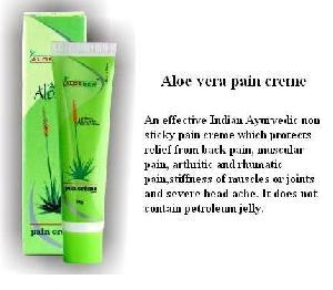 Aloe Vera Pain Creme