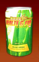 aloe vera sugar instant soft drink