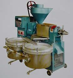 combined oil press temperature adjustment