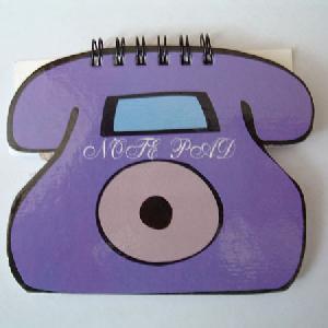 irregular notebook