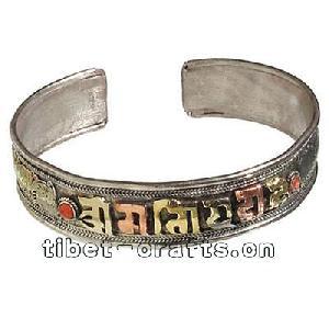 buddhist symbol bracelet