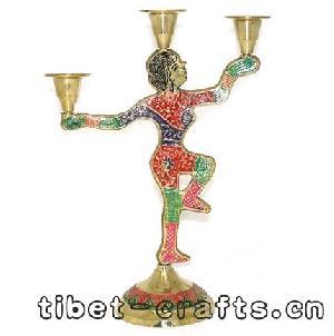 tibetan candlestick