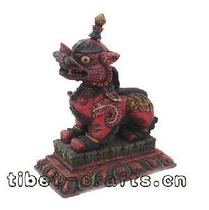 tibetan statues