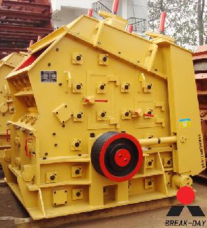 impact crusher impactor machine