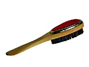 wooden lint brush