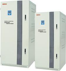 micro controlled non compensation voltage stabilizer