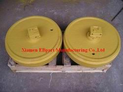 d7g undercarriage track roller segment idler chain link shoes