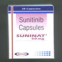 sunitinib capsules 50 mg anticancer medicine
