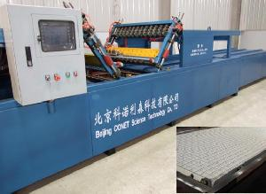 3d construction panel machine