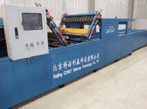 3d mesh panel machine