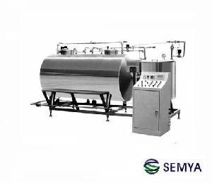 cip system cleaning beverage line filling equipment