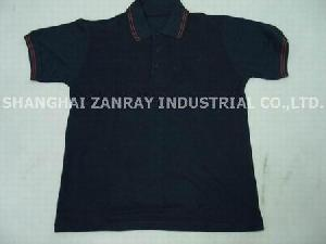 fire retardant polo shirt